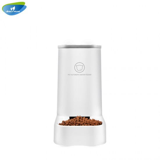Automatic pet water feeder