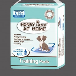 Pet diapers Honey At Home genuine disposable dog pet diapers diapers absorbent pad