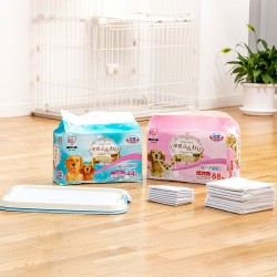 Pet diapers Japan Alice thick thick diaper changing pad cleaning pad