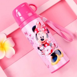 Authentic Disney Marvel series children's cartoon cute 316 stainless steel thermos 520ML