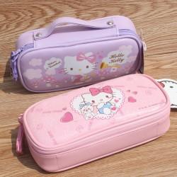 Genuine Hello Kitty Hello Kitty95026 Code Lock Pencil Case