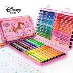 Genuine Disney children's painting color watercolor pen (12 colors, 24 colors and 36 colors)