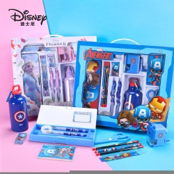 Genuine Disney School Gift Pack Primary School School Supplies Stationery Set Gift Box