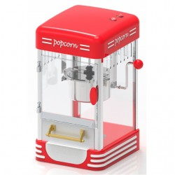 Household Burst Machine Mixing Matter Popcorn Machine