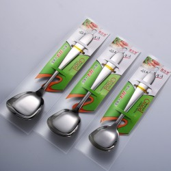 Spoon. 304 stainless steel spoon