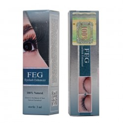 FEG Eyelash Enhancer Feg Eyelash Growth Solution 3ml