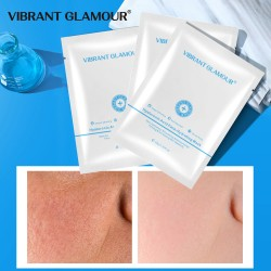 Vibrant Glamour Hyaluronic Acid Moisturizing Mask. Moisturizing and Skin Skin