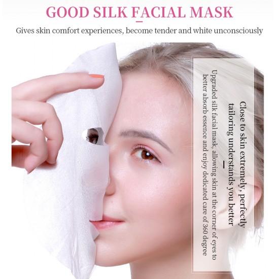 Vibrant Glamour Six Peptides Firming Mask. Moisturizing Moisturizing Mask