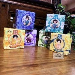 Shanghai woman old Shanghai solid perfume cream. Fresh and fragrance