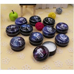 Nani twelve stars portable portable solid magic perfume cream. Elegant and light fragrant paste
