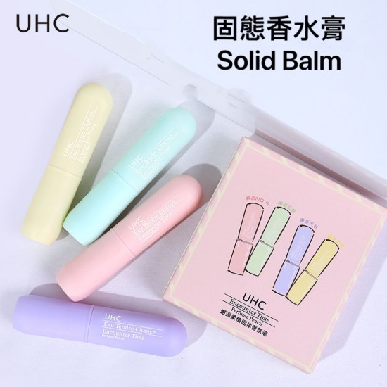 UHC (Men/Women)Portable Solid Perfume Pen. It lasts like water and lasts for a lifetime.